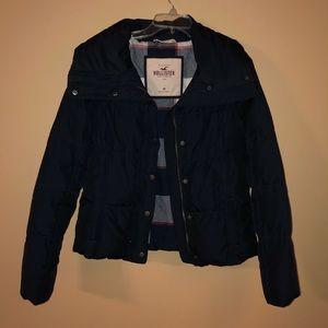 HOLLISTER | short puffer jacket